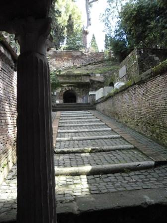 Sepolcro degli Scipioni Roma