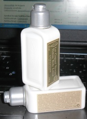 latte idratante corpo verbena l'occitante