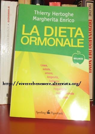 La dieta ormonale Thierry Hertoghe Margherita Errico
