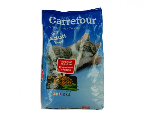 carrefour Adult croccantini gatti