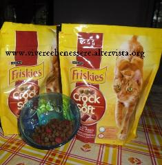 Friskies Crock Soft manzo pollo