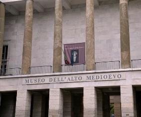Museo Nazionale dell' Alto Medioevo Roma