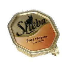 Sheba Paté Finesse pollo
