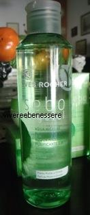Sebo Végétal Yves Rocher acqua micellare