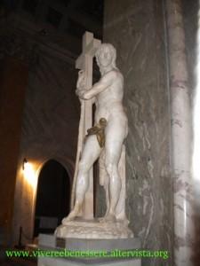 Cristo Risorto MIchelangelo