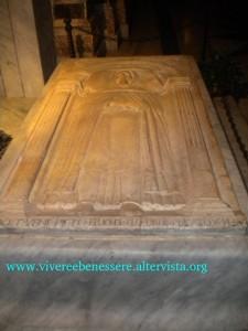 sepolcro del beato Angelico