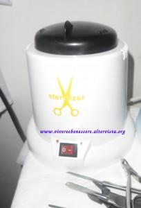 Sterilizzatore quarzo professionale NAIL ART NEW
