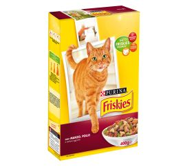 friskies adult manzo pollo verdure