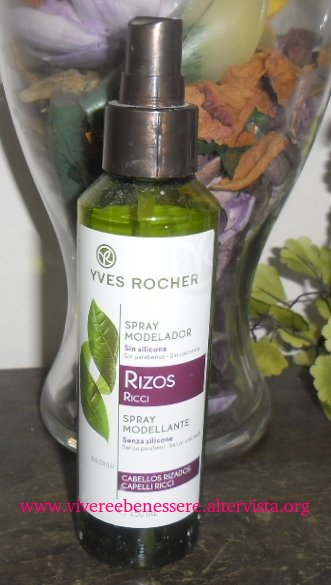 Spray modellante Yves Rocher