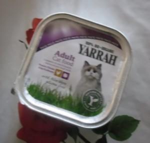Yarrah cibo umido gatti