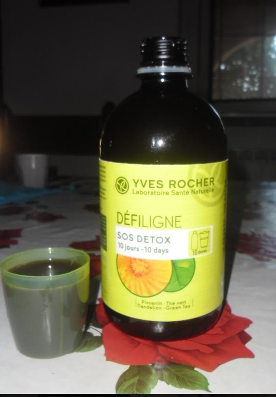 SOS Detox Yves Rocher