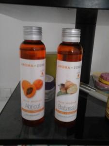 aromazone olio babassou albicocca