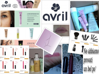 Avril cosmetica certificata Bio