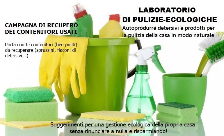 Corso Auto produzione detergenti domestici